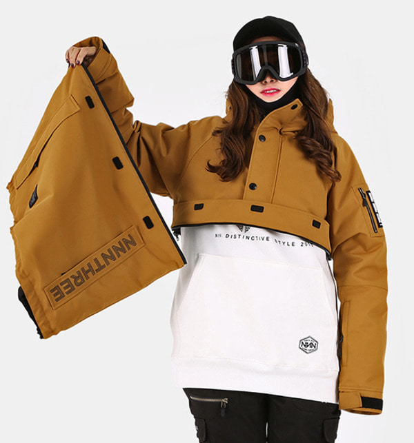 1819 NNN - Double anorak - JACKET  - COLLECTION