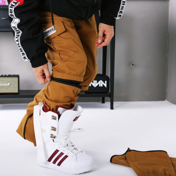 1920 NNN - Double Cargo Jogger & Slim - PANTS - COLLECTION