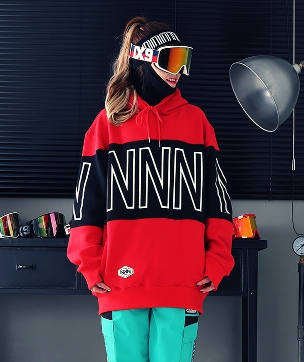 1920 NNN - TWO COLOR - HOOD - COLLECTION