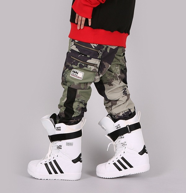 2021 NNN - Cargo Jogger - PANTS - COLLECTION