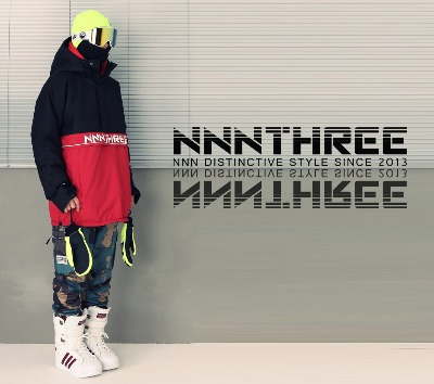 1920 NNN - Double anorak 2 - JACKET - COLLECTION
