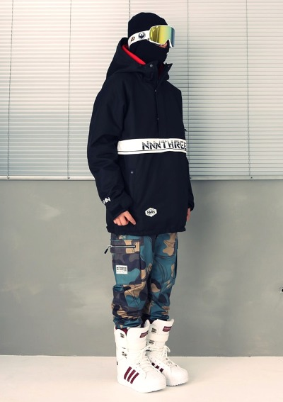 1920 NNN - Cargo Jogger - PANTS - COLLECTION